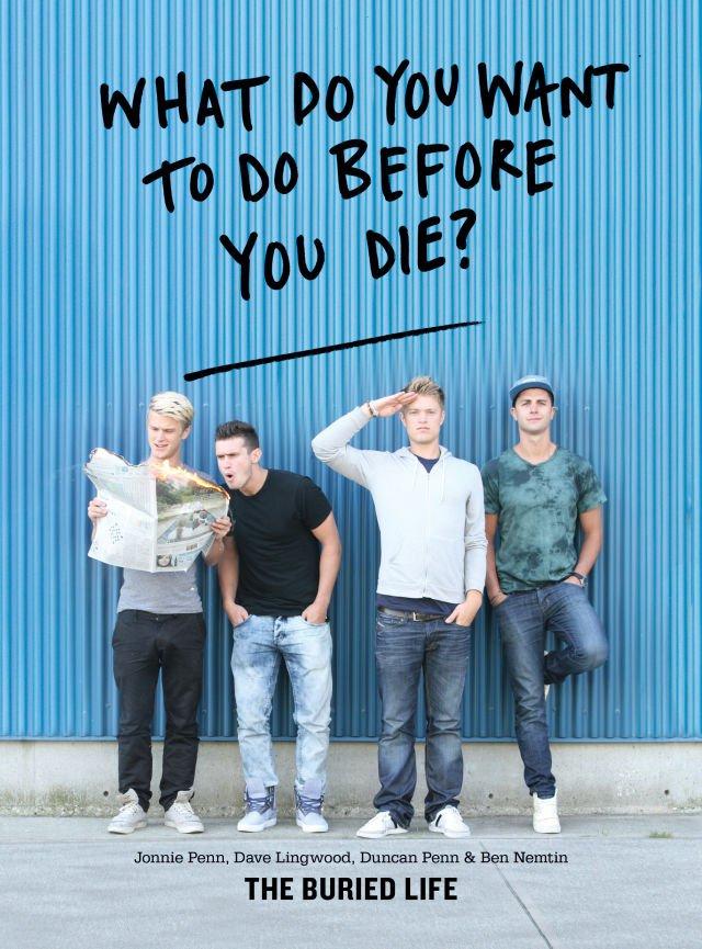 Apa yang ingin kamu lakukan sebelum kamu mati?