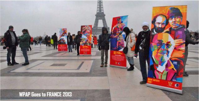 Komunitas WPAP berada di Perancis.