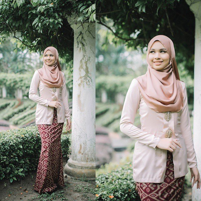 rok batik.