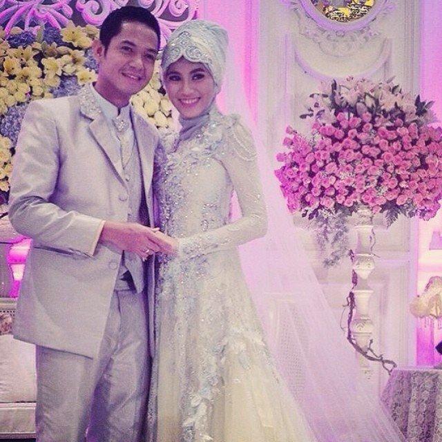 Mereka menikah pada 22 Maret 2014