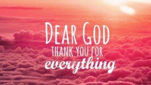 Bersyukur atas hidupmu saat ini