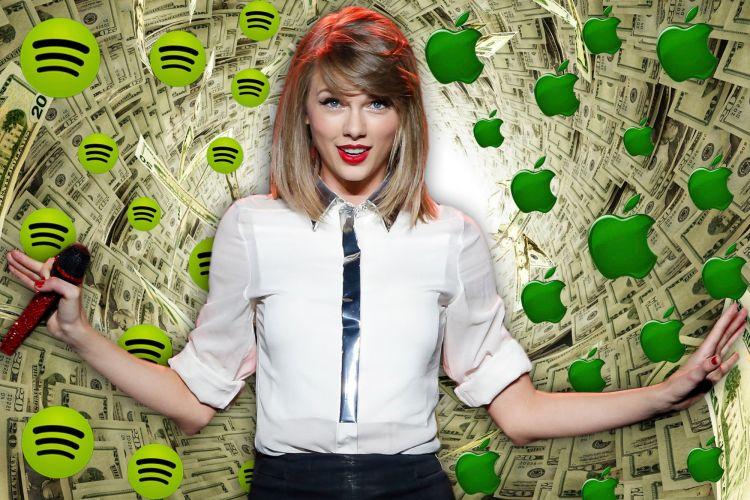 Ngaku fans Taylor Swift, jangan selalu ambil yang gratisan