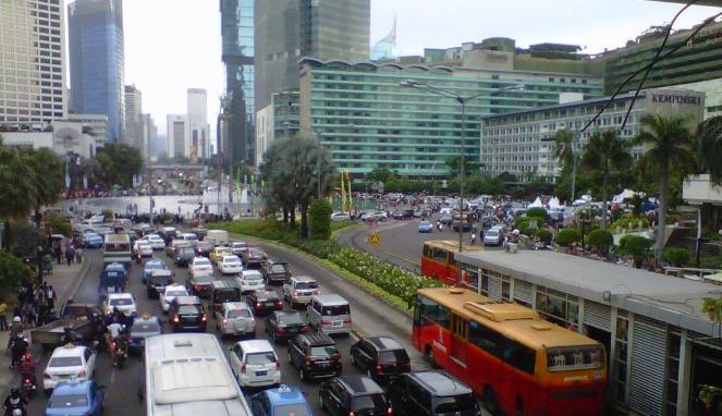 keliling Jakarta...