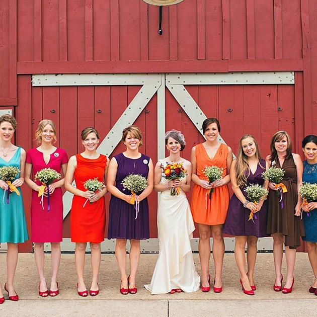 Yang penting sang pengantin tetap jadi pemeran utama