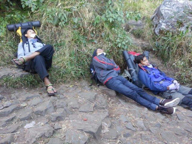 Gunung Lawu Jalur Cemoro Sewu