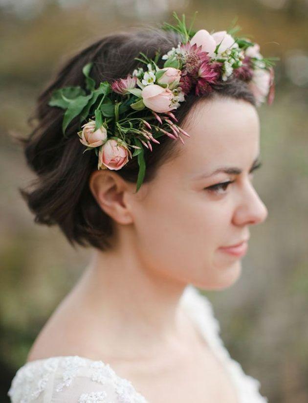 Flower crown aja