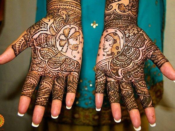 tuangkan cerita dalam henna
