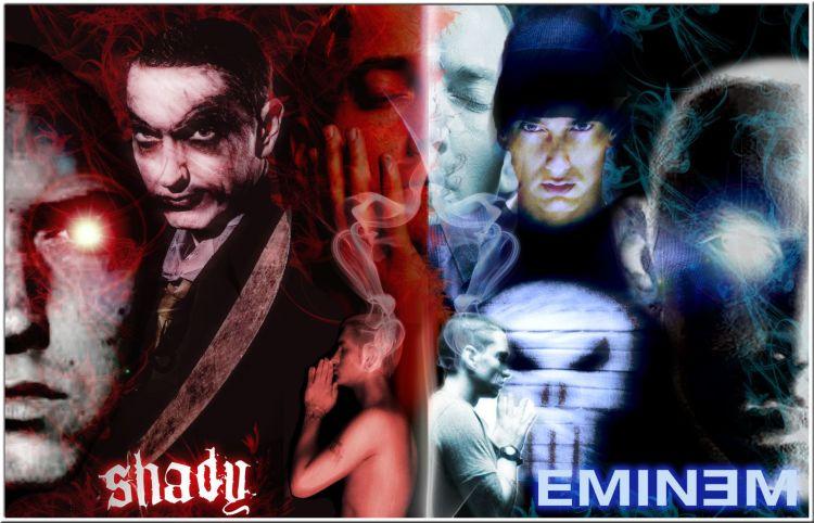 Slim Shady dan Eminem..