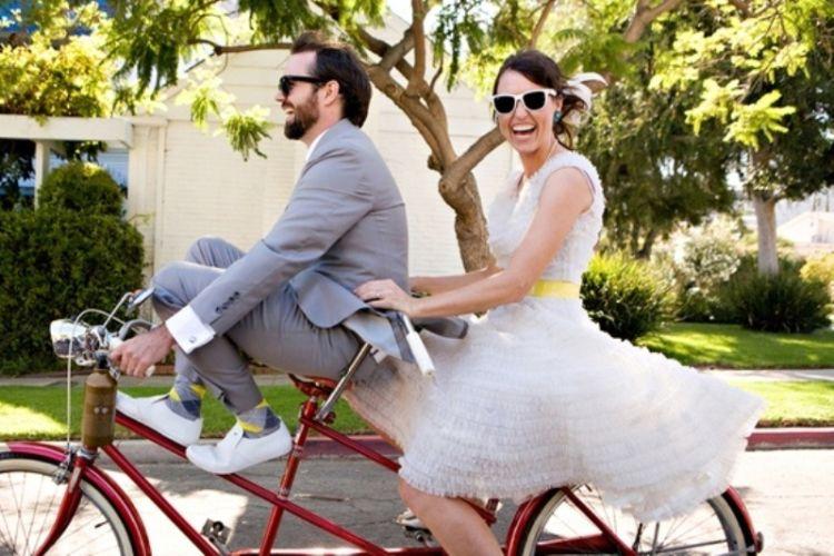 yuk neng keliling kota naik sepeda