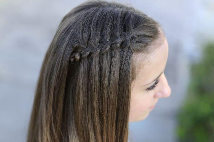 kepang rambut buat santai