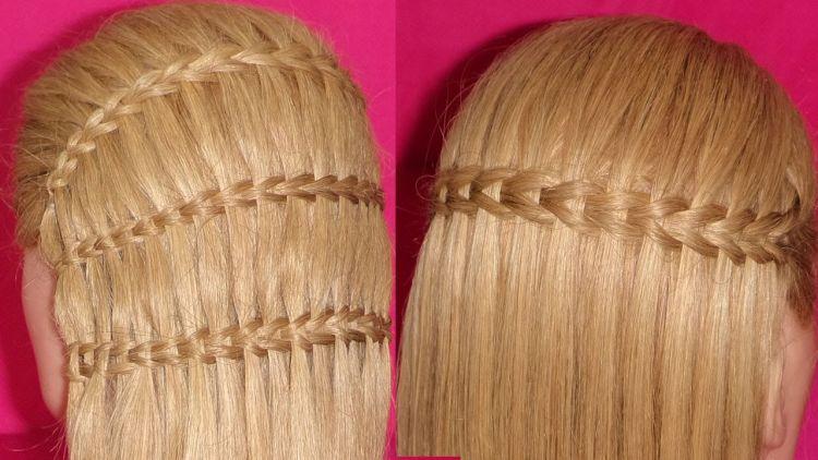 yeay! bentuk kelabang buat rambut