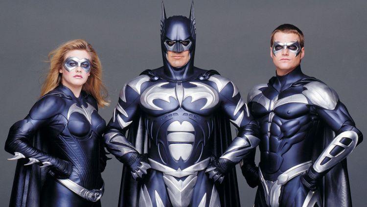 Batman dan kawan-kawan setia