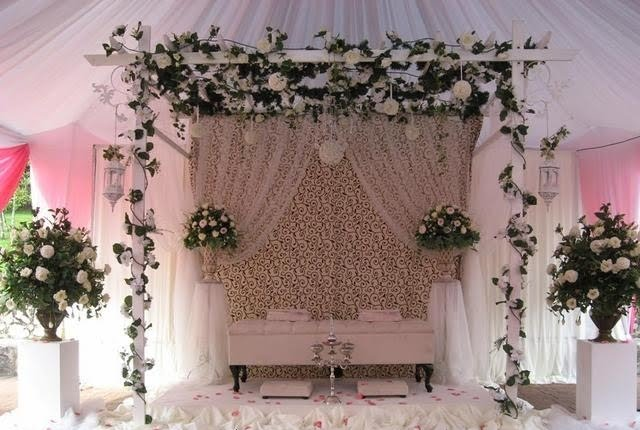 Dekorasi-Pernikahan-Murah-Dirumah