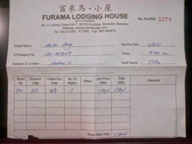 Furama Lodging House