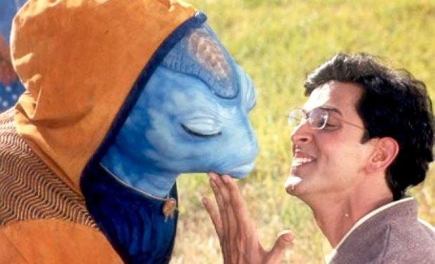 Persahabatan Jadoo dan Rohit.