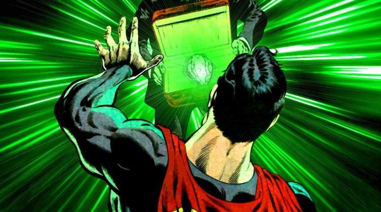 Selalu semua musuh bawa-bawa Kryptonite
