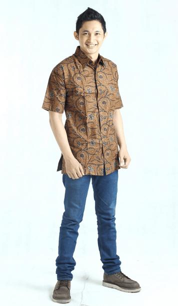 Model-Busana-Muslim-Batik-Pria-Modern