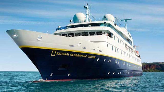 Kapal Pesiar National Geographic