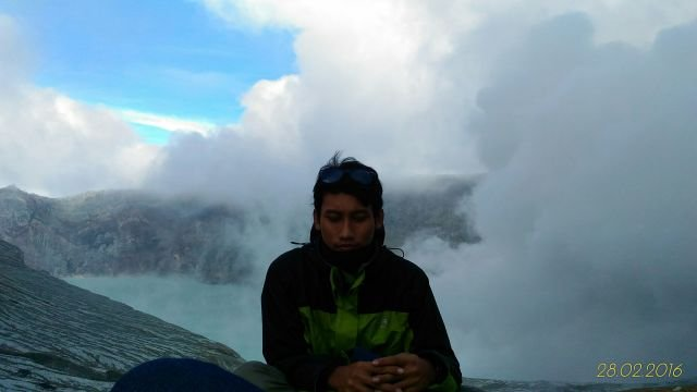Kawah Ijen, Bondowoso, Jawa Timur