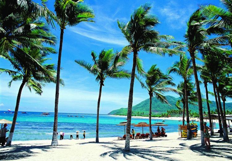 haikou island