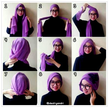 model turban, ulala~