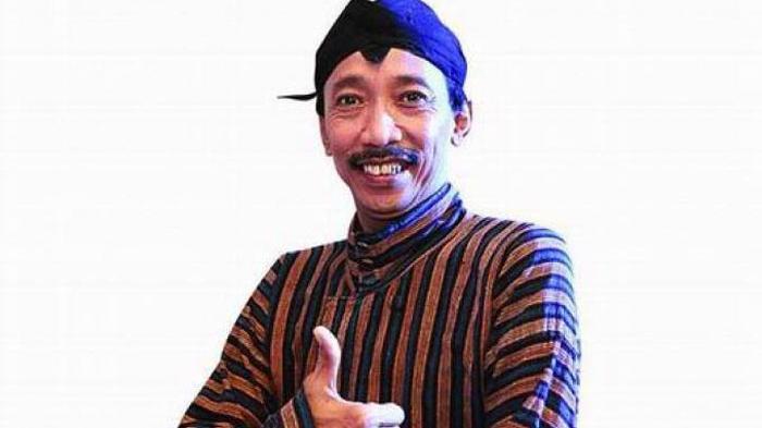 Lucunya tingkah Pak Doyok