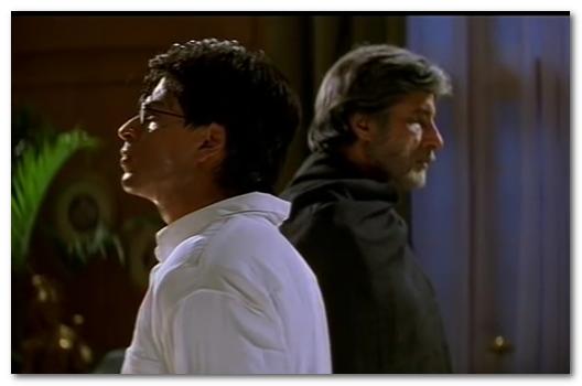 Pada akhirnya Raj berhasil meluluhkan hati Narayan.