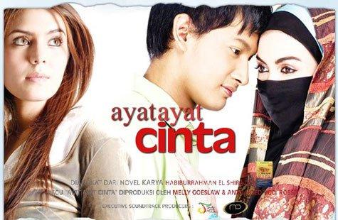 Ayat-ayat Cinta, pelopor film Islami di Indonesia.