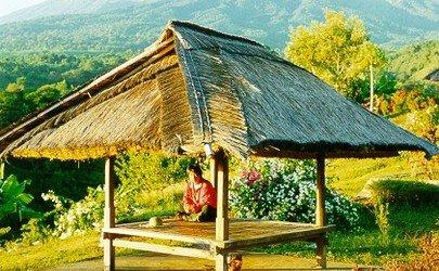 Baruga Lombok yang selalu ada hampir di setiap rumah