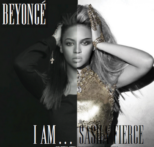 Sasha Fierce, alter egonya Beyonce.
