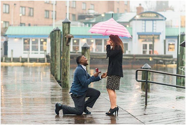 Siapa yang tak kenal hubungan baik hujan dan keromantisan