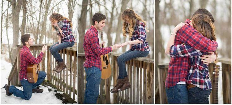 Menyatakan cinta dengan lagu selalu lebih mudah diterima