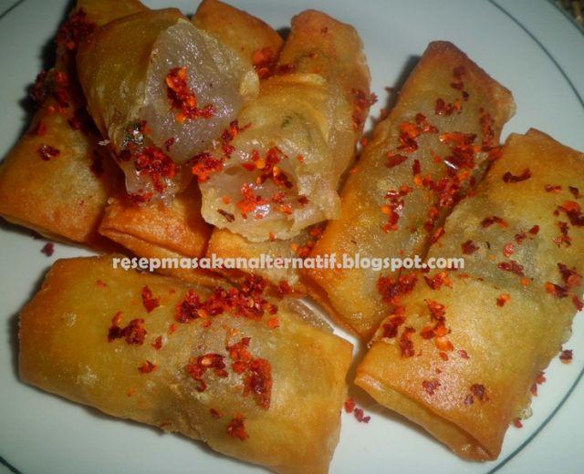 Cibay ( aci lebay ) Ngarumbay Pedas isi ayam yang mantapp