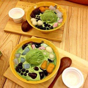 Dessert ala Taiwan dan China