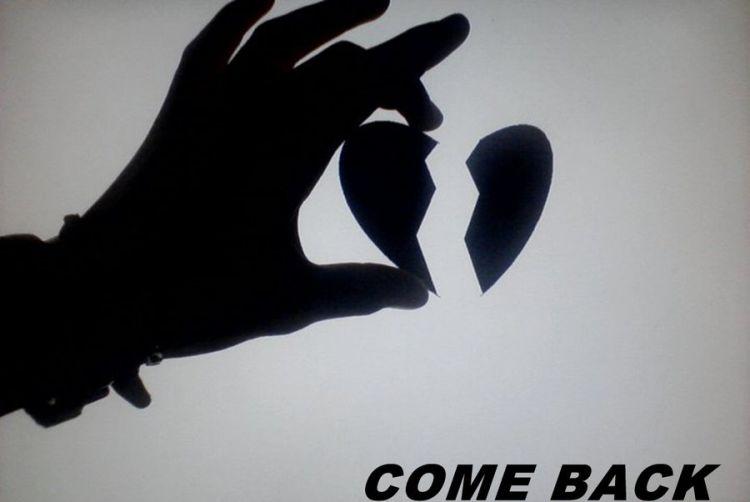 Tidakkah rasa cintamu kembali terlalu cepat?