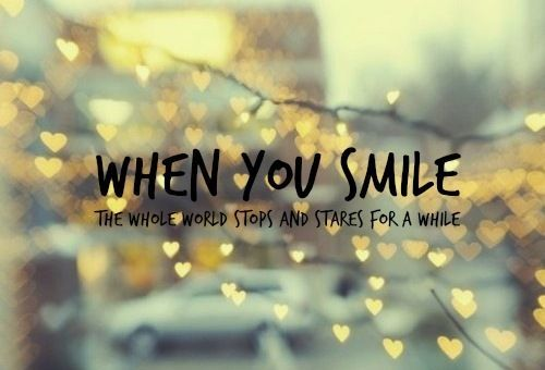 kapan kamu tersenyum