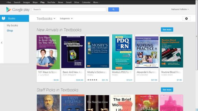 Google to Revamp, Relaunch Digital Textbooks Section in Google Play Books, Will Also Rent Them
