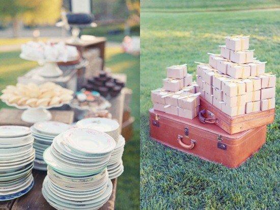 Untuk menu makanannya kamu bisa pilih camilan seperti cup cakes atau bahkan jajan pasar.