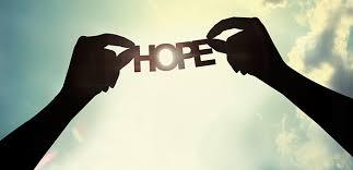menggantungkan berharap