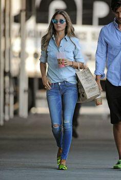 jeans cocok untukmu yang lincah