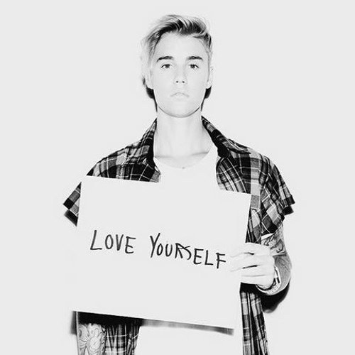 And baby you should go and love yourself!