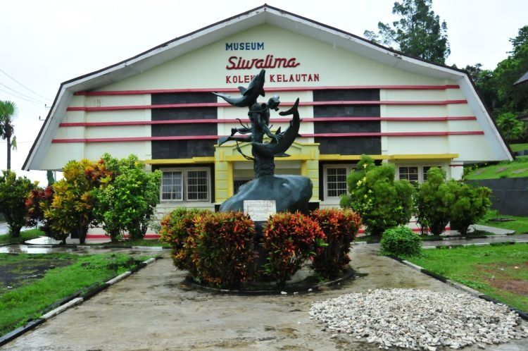 Museum Kelautan, Siwalima.