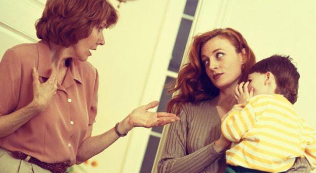 menghadapi ibu mertua bisa menjadi masalah sendiri