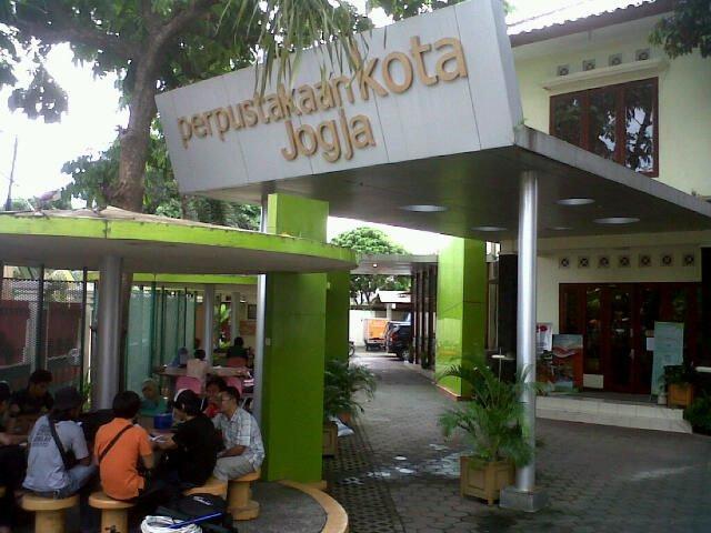 Perpustakaan Kota Jogja