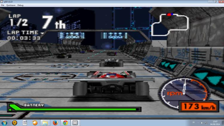 Yah, mainnya pake Emulator