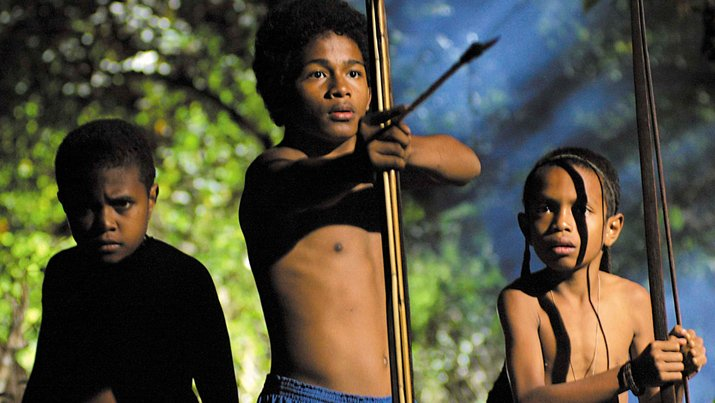 Denias, Senandung di Atas Awan. Kamu akan jatuh hati dengan alam Papua.