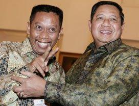 Tukul dan SBY