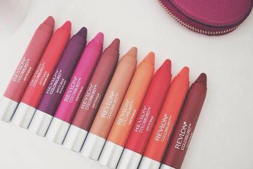 Pilihan warna yang berbeda-beda