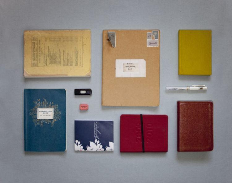 Nggak apa-apa punya banyak buku catatan, yang penting semuanya rapi