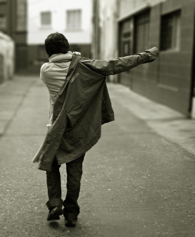 Move on dari hal yang tak pasti